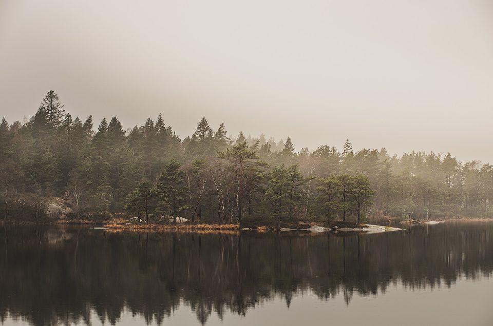 Lite landskapsbilder