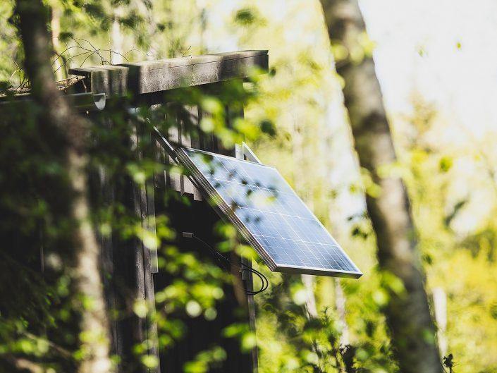 Solcellsanläggning från Sunwind