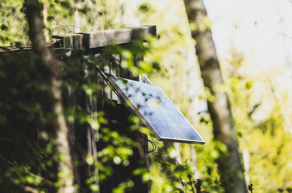 Komplett solcellsanläggning från Sunwind